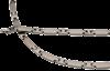 Bild von Titan Armband 19cm