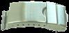 Bild von Sicherheits-Faltverschluß Edelstahl 1 VPE = 5 St.