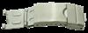 Bild von Sicherheits-Faltverschluß mit Verlängerung Edelstahl, 16mm, 1 VPE = 2 St.