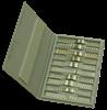 Bild von Metallbandmappe für 10 Metallbänder bis 24mm 32x21x2cm