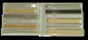 Bild von Zugbandmappe für 12 Zugbänder bis 22mm 16x18x2cm