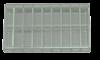 Bild von Fourniturenmagazin klein 1,5 x 10,7 x 6,4 cm 18 Fächer
