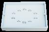 Bild von Ringlade in weiß für 10 Ringe stapelbar